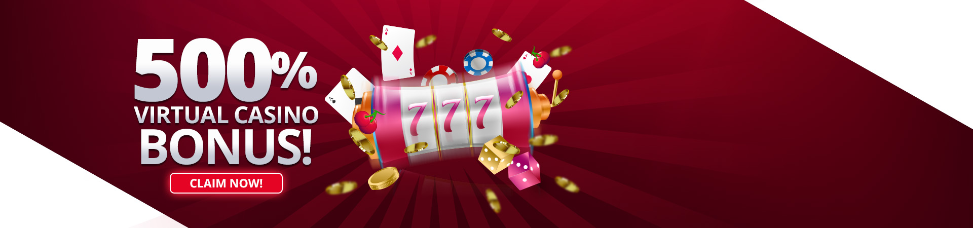 Virtual Casino Bonus