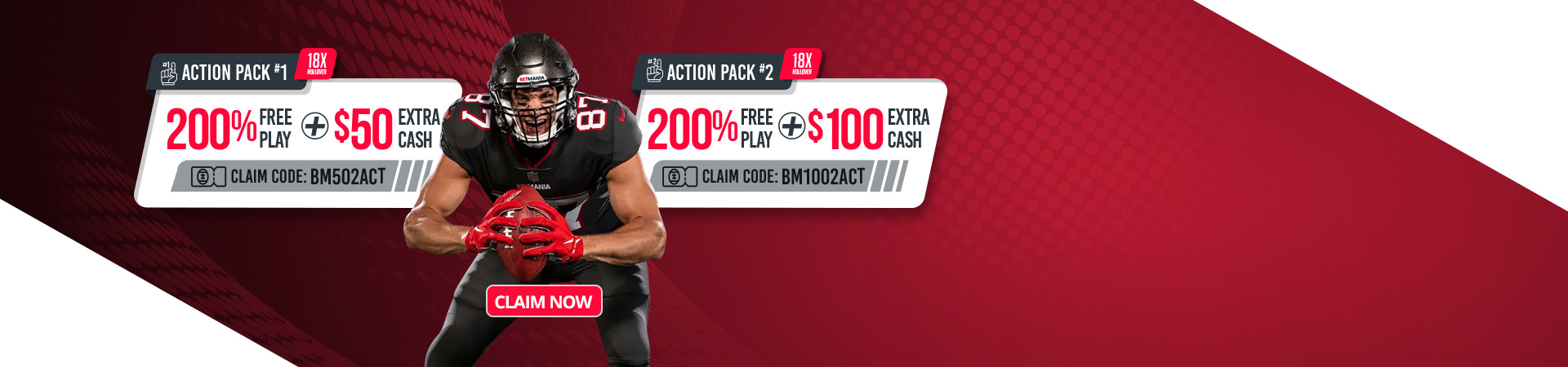 NFL Dual Pack