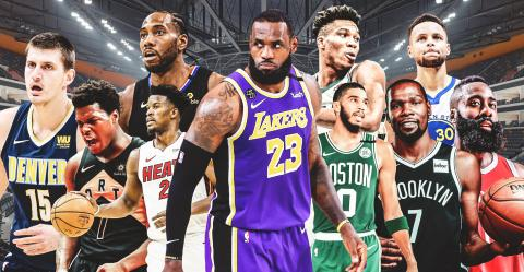 NBA 2021 Odds, Who to Watch?