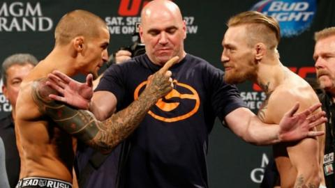 UFC 257 Odds, Can Poirier Exact His Revenge on McGregor?