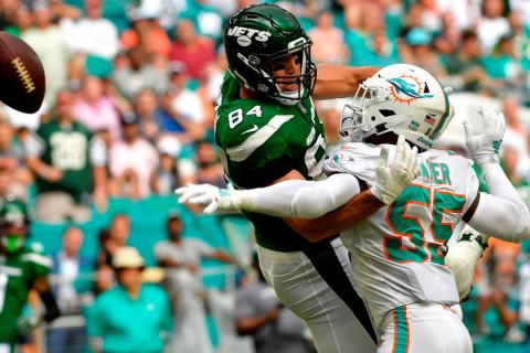 Jets vs. Dolphins Betting Odds, Week 14, 2019