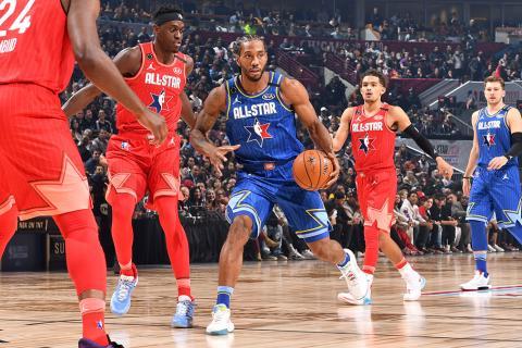 NBA 2020 Top Players On Each Team