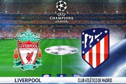 UEFA Champions League Betting Odds: Liverpool vs. Atletico Madrid