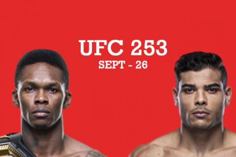 UFC 253: Championship Bouts Preview