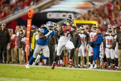 Detroit Lions vs. Tampa Bay Buccaneers Betting Odds, Week 15