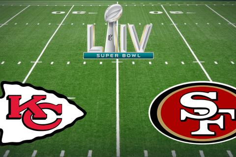 Super Bowl LIV Early Betting Odds: Chiefs vs. 49ers