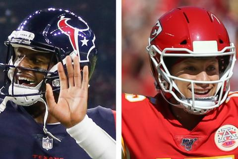 Chiefs vs. Texans Betting Odds and Game Preview