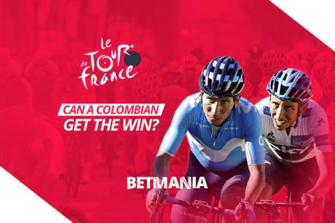 2019 Tour de France Betting Odds: Can A Colombian Win?