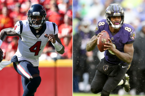 Ravens vs. Texans Odds, Watson vs. Jackson Clash, NFL Week 11 Preview