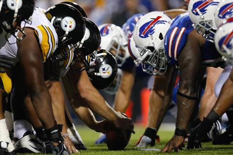 Pittsburgh Steelers vs. Buffalo Bills Betting Odds and Game Preview