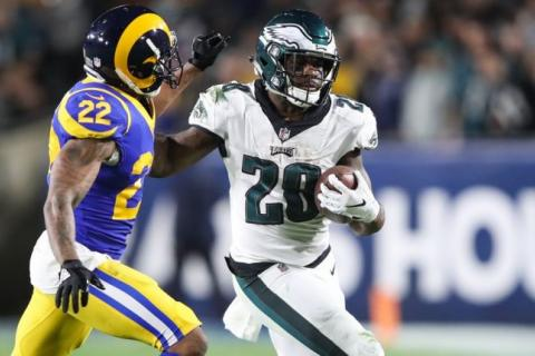 Philadelphia Eagles vs. Los Angeles Rams Betting Odds and Previews