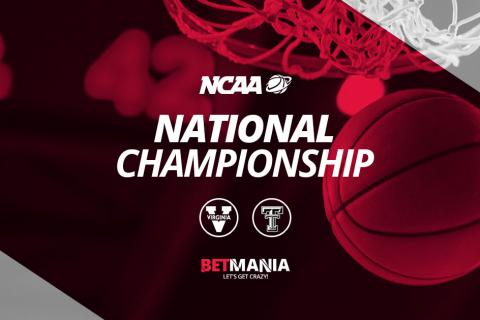 2019 NCAA Men's Basketball Championship Game: Texas Tech Red Raiders vs. Virginia Cavaliers Betting Odds