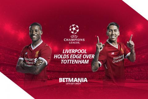 2019 UEFA Champions League Final Betting Odds: Tottenham vs Liverpool